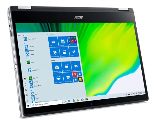 Acer Spin 3 Convertible Laptop with Active Stylus Pen (10th Gen Intel Core I3/ 8GB /256GB SSD /Intel UHD Graphics/ Windows 10 Home) | SP314-54N