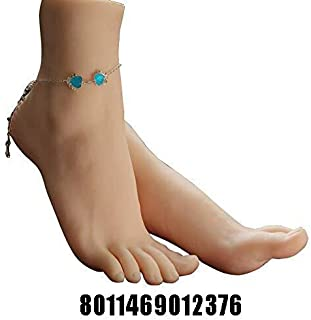 silicone mannequin feet