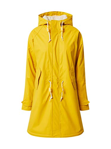derbe Travel Cozy Friese RC, 38 Damen, Yellow