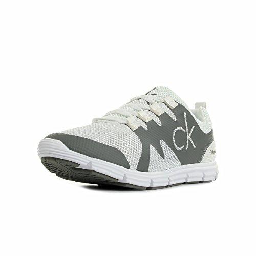 Sneakers Uomo MURPHY MESH SE8525 Bianco Scarpa Sportiva Casual