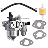 Harbor freight carb Carburetor Replacement for 196CC 5.5HP 6.5HP OHV Engine KT196 go kart Coleman Powersports