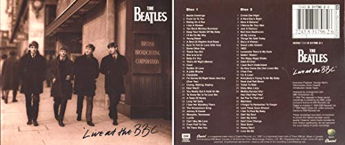 Live at the BBC by The Beatles (2001-01-01)