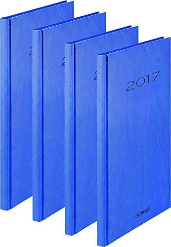 Herlitz Wochenkalender Sidney 2017 (4 Stück, blau)