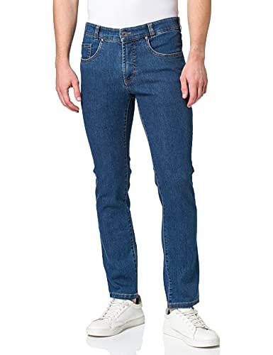 Atelier GARDEUR Herren NEVIO-11 Straight Jeans, Blau (Indigo 67), W34/L30
