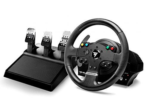 THRUSTMASTER Hercules TMX PRO–Set di Volante e Pedali–Filo–per PC Microsoft Xbox–Volante–12Tasti, 4460143