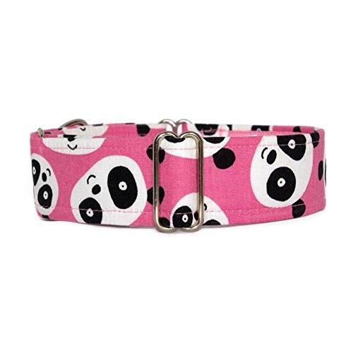 Noddy & - Collar con diseño de caramelos, color rosa panda