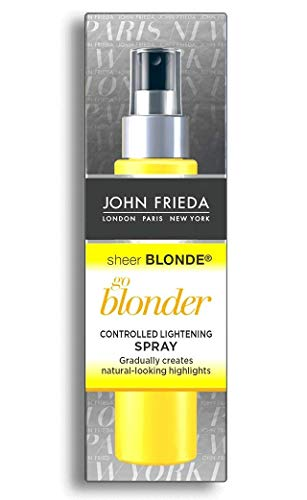 SHEER BLONDE spray aclarante controlado cabellos rubios spray 100 ml