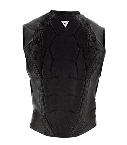 Dainese Back Protector Waistcoat Soft, Black, M, 4879731001