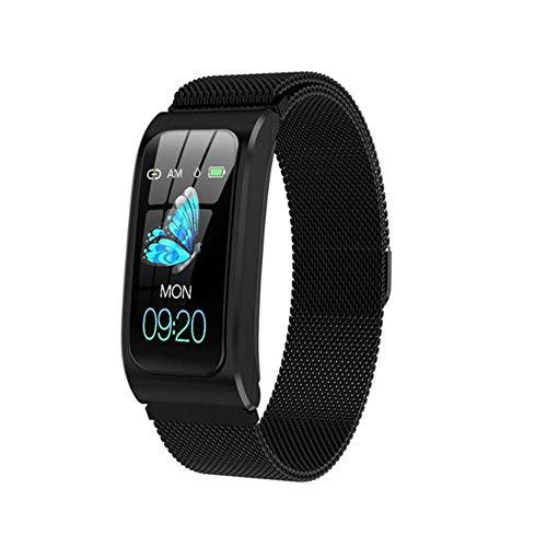 CZX AK12 Intelligente Armband Farbdisplay IP68 wasserdichte Uhr Der Frauen Sphygmomanometer Menstruationszyklus Aktivitätsmonitor Sport Für IOS Beobachten, Android,B