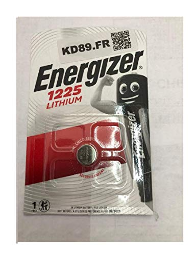 Energizer-C1 BR1225 piles bouton Lithium VALIDITE JUILLET 2029