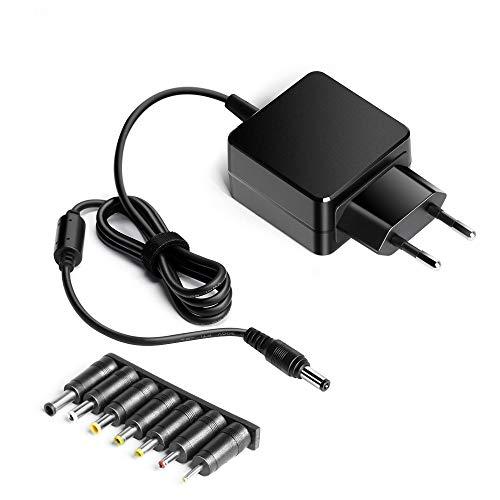 HKY 12V Universal AC Adapter Netzteil Ladegerät Ladekabel für APEMAN, Philips, DBPower, WONNIE, Sony Blu Ray Player Portable DVD Player