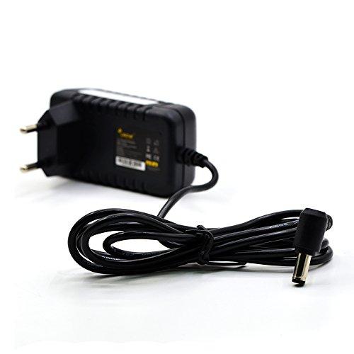 LEICKE Netzteil 9V 1A |Ladegerät 9W für Drucker, Scanner, Switch, Router, Arduino UNO R3 Platine