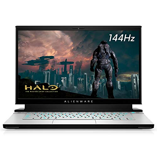 Alienware M15 R3, PC Portable Gamer 15,6' Full HD Lunar Light 144Hz (Intel Core i7, 16Go de RAM, SSD 1To, NVIDIA GeForce RTX 2070 Super, Windows 10 Home) Clavier AZERTY Français