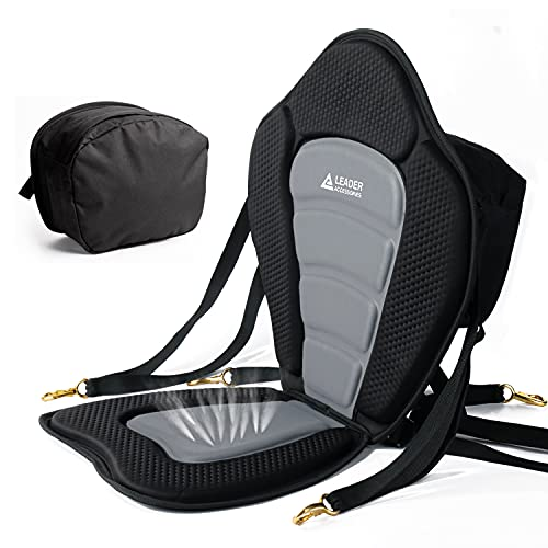 Leader Accessories Deluxe Kayak Seat Boat Seat