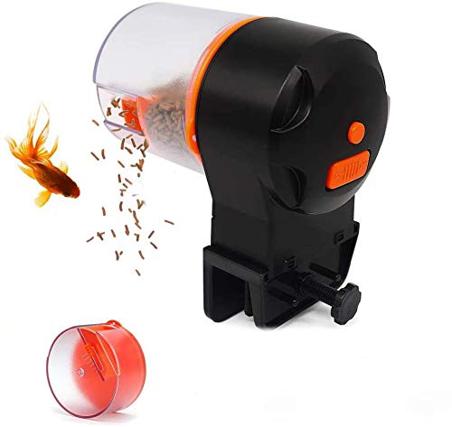 Lefunpets Automatic Fish Feeder