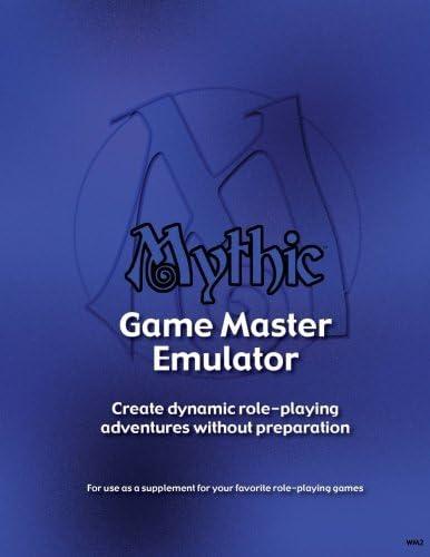 Mythic Game Master Emulator product image