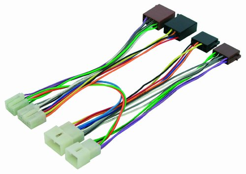 Phonocar 4/794 Câble pour kit mains-libres Daihatsu/Subaru/Toyota Multicolore