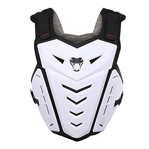 Armadura Motocross, Armadura Columna Vertebral Protector De Espalda De Pecho Cuerpo Hombre Mujer para Montar Moto, Patinaje Esquí Etc
