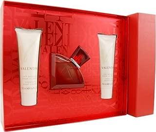 Valentino V Absolu By Valentino For Women, Set-eau De Parfum Spray, 1.6-Ounce Bottle & Body Lotion, 1.7-Ounce Bottle & Shower Gel, 1.7-Ounce Bottle