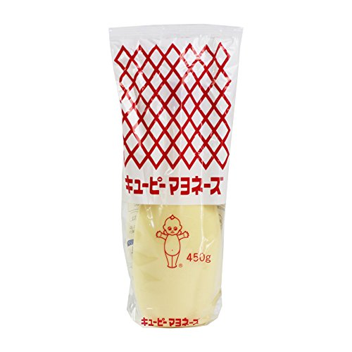 Sushi Mayonnaise von Kewpie - Die bekannteste japansiche Mayonnaise, 4 x 450g [als 1er, 4er und 10er Packung erhältlich]