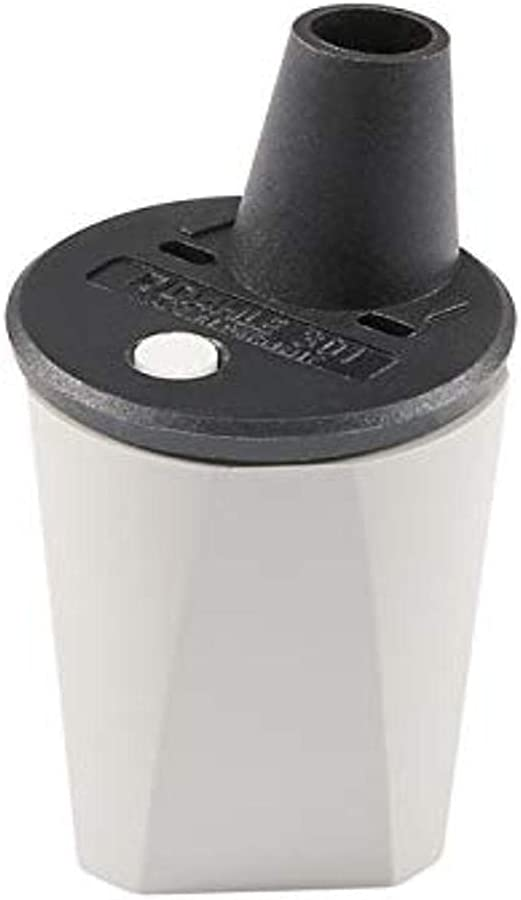 Dahle - Máquina sacapuntas de escritorio (lápices hasta 8,4 mm), color gris