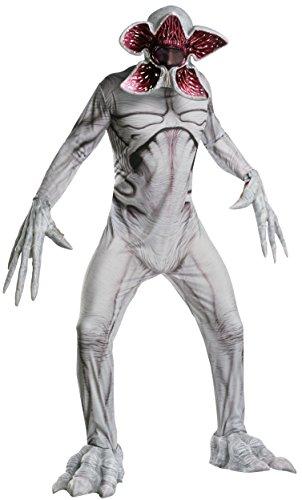 Rubie's Men's Stranger Things Deluxe Demogorgon Costume, As Shown, Extra-Large