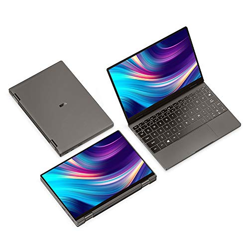 SUIBIAN Una computadora portátiles portátiles de Netbook, Laptop PLAPTOPT para Flip-up Ultrafina I5 I5 I5 2-IN-1, 2500x1600 Pantalla táctil de Alta definición, Sensor de Huellas Dactilares,I7,16+1TB