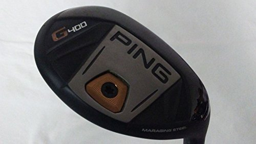Ping Golf G400 Men's Hybrid Club, RH #4H(22°), ALTA CB70 Graphite Shaft, Regular Flex