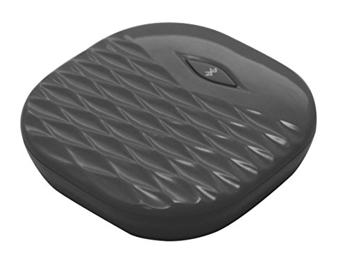 Amplicom 96185-B Amplifyze TCL Pulse Ver 2.0 (für iOS & Android) Bluetooth-fähiger Vibrations- & Tonalarm/Timer, schwarz
