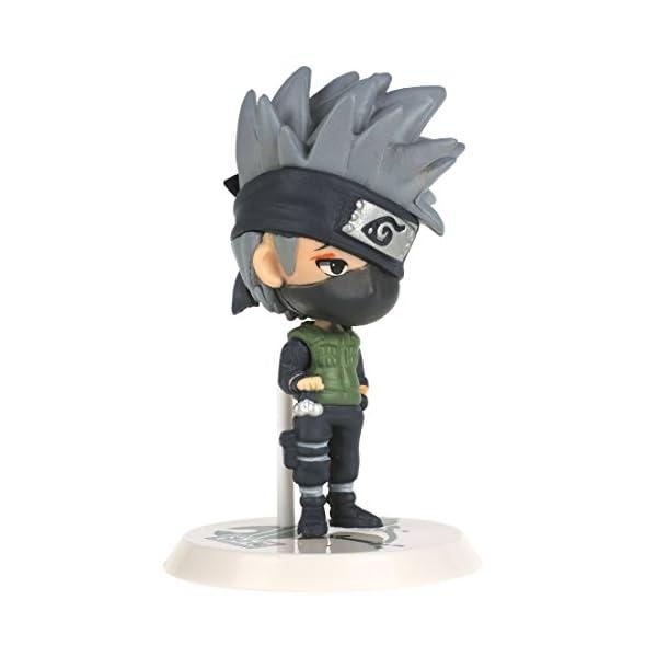 CoolChange Set de Figuras en Forma de Personajes de Naruto 3
