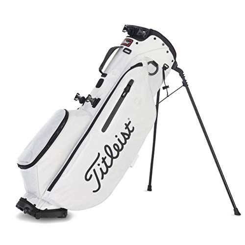 Best Prices! Titleist Players 4 Stand Bag White/White