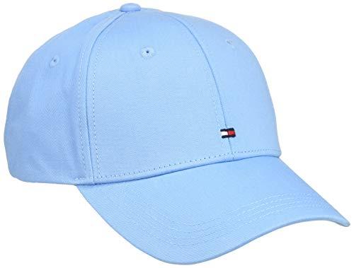 Tommy Hilfiger Herren BB Baseball Cap, Blau (Alaskan Blue 410), One Size (Herstellergröße: OS)