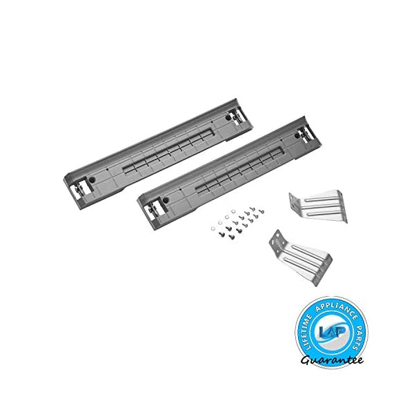 Lifetime Appliance Stacking Kit Compatible with Samsung Washer & Dryer – 27″ Front Load Laundry SKK-7A, SK-5A, SK-5AXAA