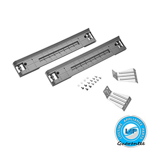 """Lifetime Appliance Stacking Kit Compatible with Samsung Washer & Dryer - 27"""" Front Load Laundry SKK-7A, SK-5A, SK-5AXAA"""