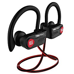 commercial Bluetooth Headphones Over 10 Hours Playback – Noisy Lightweight Wireless HD Stereo Headphones… powerbeats2 wireless waterproof