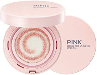 Tosowoong Pink Essence Tone Up Cushion