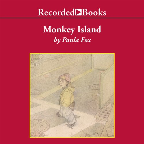 Monkey Island audiobook cover art