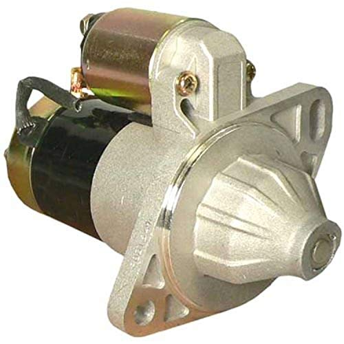 DB Electrical SND0413 New Starter For John Deere 1435 4100 Gator UTV /Yanmar Engines 3T72 3T75 3TN66 3TN72 3TN75 3TNA72 3TNA75 YM1600 Lawn Tractor