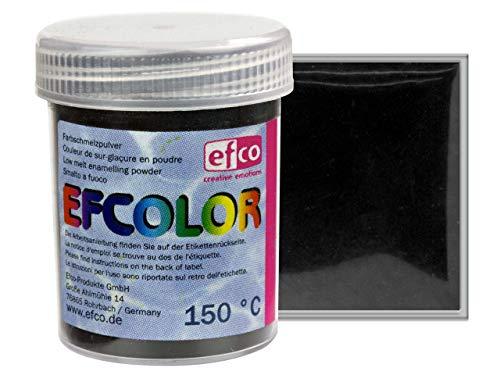 Efcolor 25 ml, schwarz