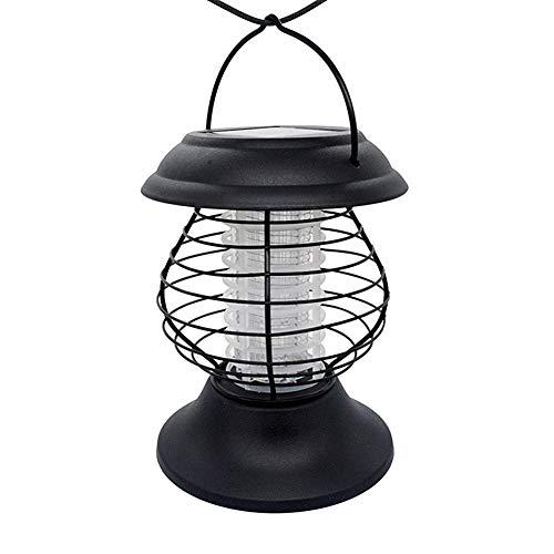 Peahop Solarbetriebene Moskito Killer LED Lampe Insekt UV Bug Killing Pest Lampe Garten Landschaft Wandleuchte für Outdoor Camping Wandern