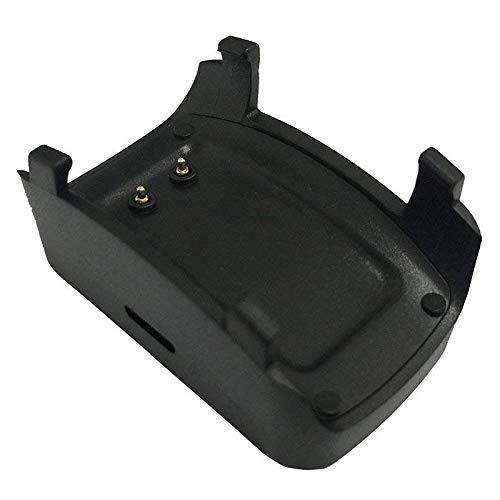 Cargador Gear Fit 2, base de carga de repuesto para reloj inteligente Gear Fit2 SM-R360 (cargador Gear Fit 2)