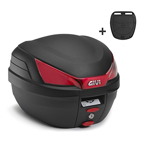 Top Case para BMW F800ST Givi Monolock B27NMAL negro