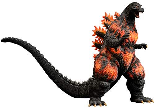 "X-PLUS Gozilla 1995 Yuji Sakai Modeling Collection Godzilla 11"" PVC Figure"