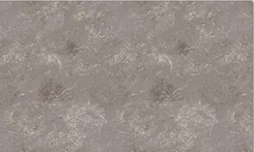 TAPPETIK Tappeto Vinile PVC in Stampa Digitale Alta qualità, Ampia Gamma di Colori e Disegni - Disegno SPATOLATO (150x200 cm)