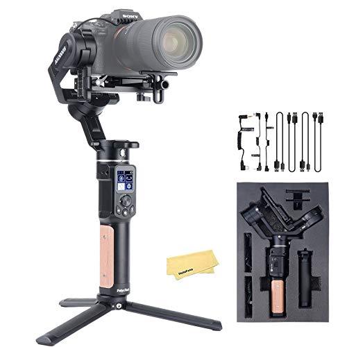 Feiyu Ak2000C Handheld Camera Gimbal Stabilizer for DSLR and Mirrorless Camera Compatible Sony a7R IV a7iii a6600 Series Panasonic GH5s Nikon Z7 Fuji XT4 Canon
