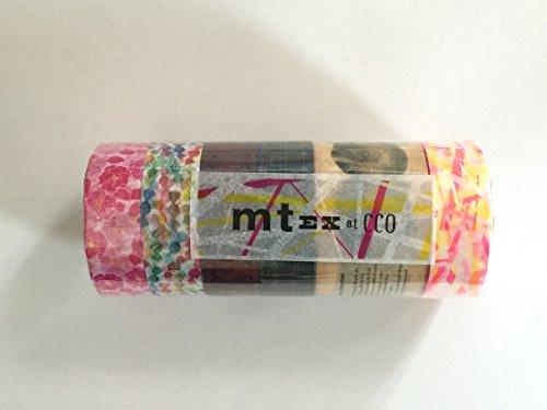 カモ井加工紙 mt ex at CCO 大阪 限定テープ コンプリートセット MT06K005