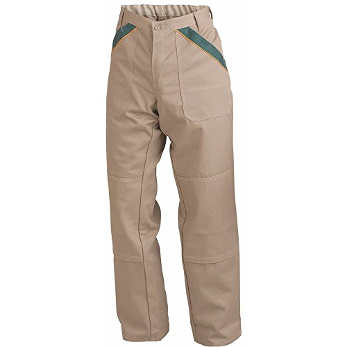 Taillebroek Top Schreiner beige - werkbroek - broek voor ambachtslieden - werkbroek - maat 52