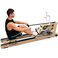 Kyouby Rowing Machine with LCD Monitor