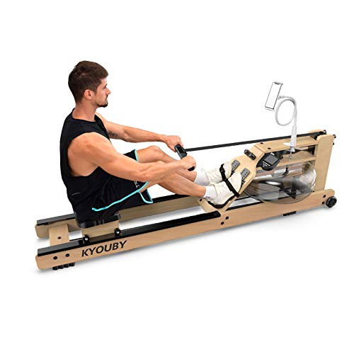 Kyouby Water Resistance Rowing Machine w/ Monitor Now $239.60 (Was $599)