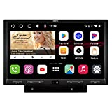 Navegación de Video del automóvil ATOTO S8 Gen 2 Ultra Plus Android en el Tablero, S8G2109UP-A, BT Dual con aptX HD, Enlace telefónico, Operación de Gestos, VSV y LRV, Módem Celular 4G Integrado